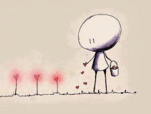 sowing seeds of love karma
