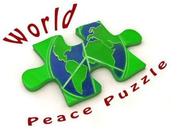 world peace puzzle
