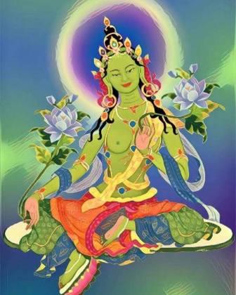 Buddha Tara