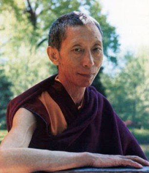 Geshe-la in Dallas circa 2002