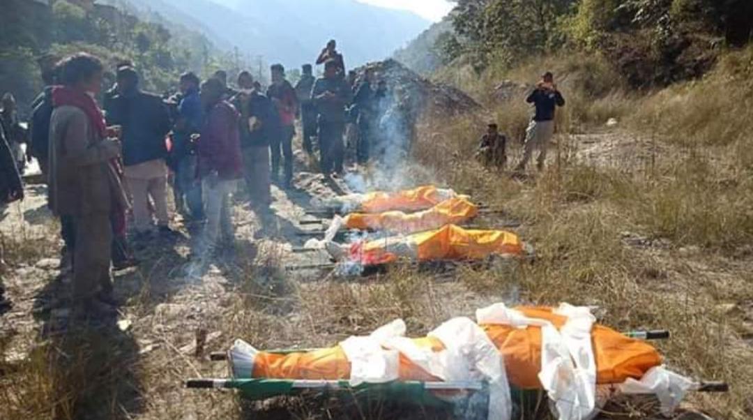 एकै जिल्लाको दुई वस्तीबाट १० जनाको मृत्यु