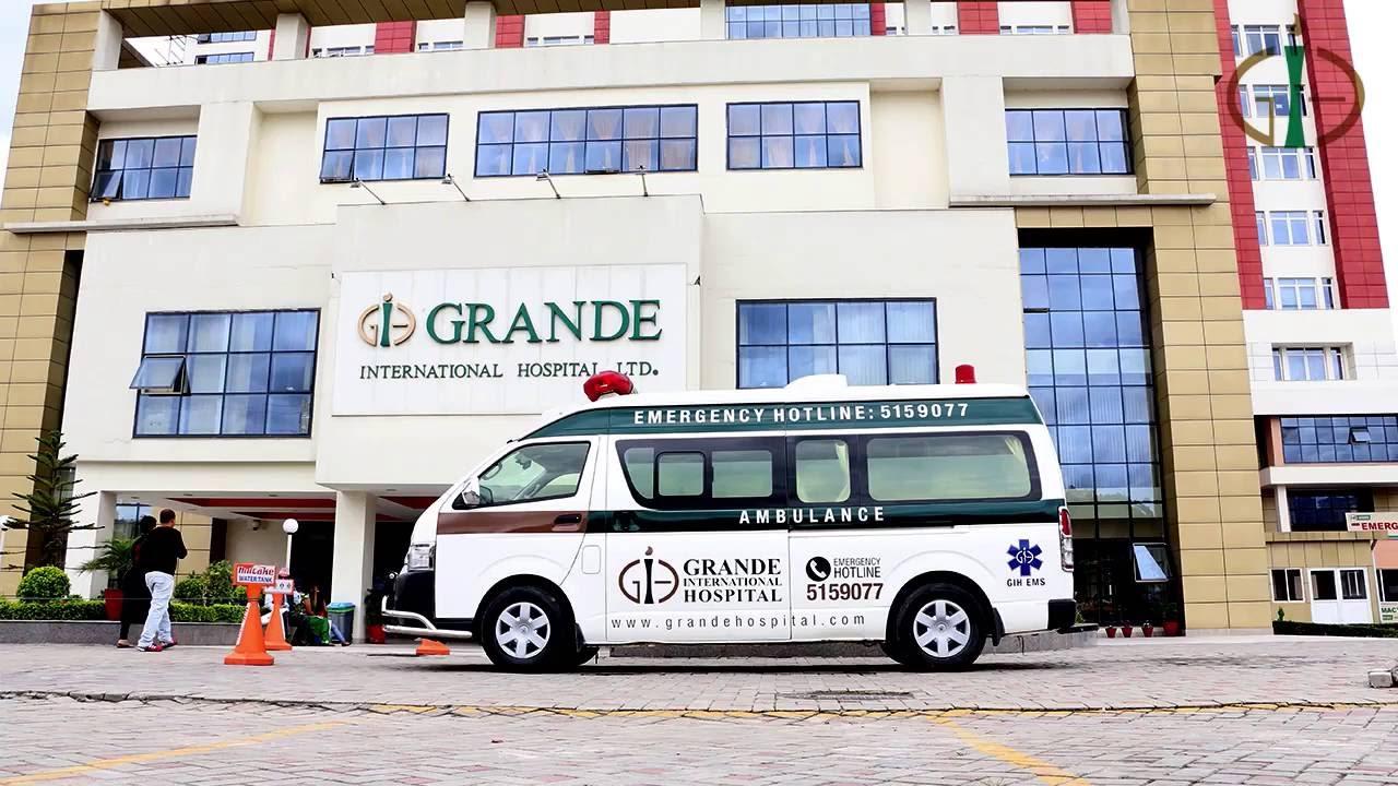 ग्रान्डी अस्पतालका एक जना कर्मचारीमा कोरोना संक्रमित