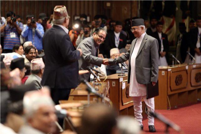मध्यावधि वा संसद विघटन दुबै अधिकार प्रधानमन्त्रीसँग छैन