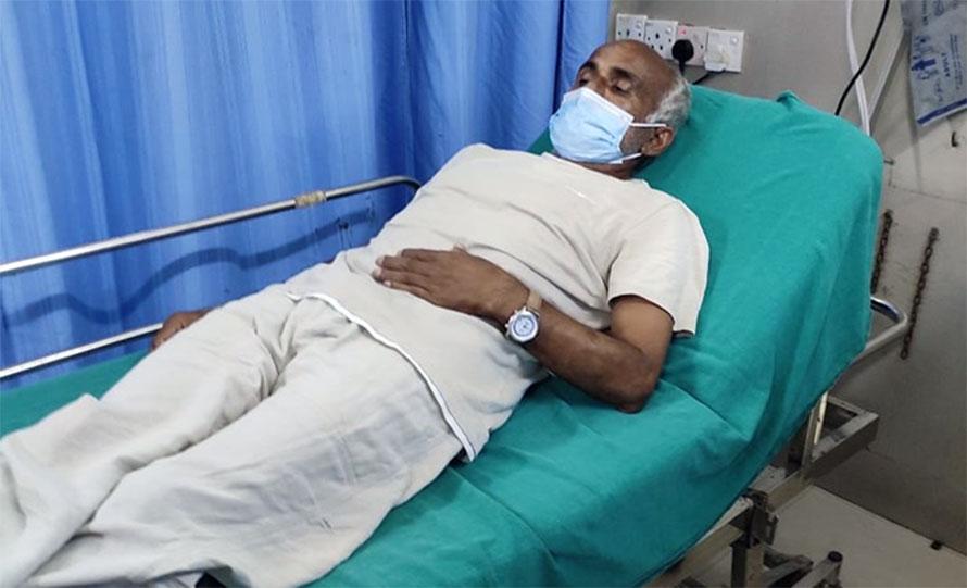 गोविन्द केसीको जीवन रक्षाको माग गर्दै चिकित्सक संघद्धारा आन्दोलनको घोषणा