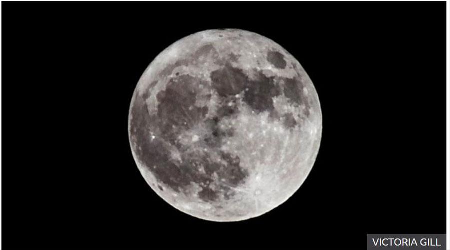 चन्द्रमामा पानी भेटिएको अमेरिकी अन्तरिक्ष नासाको दाबी