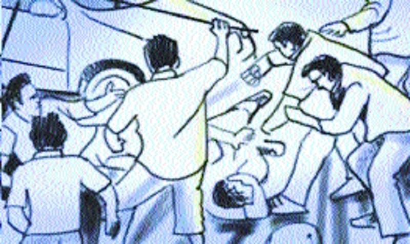 पर्र्सामा नेकपा कार्यकर्ताबीच झडप हुंदा ६ घाइते २ को अवस्था गम्भीर