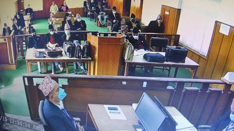 प्रधानमन्त्रीले म विश्वास लिदिनँ भन्ने ठाउँ संसद कि राष्ट्रपति कार्यालय