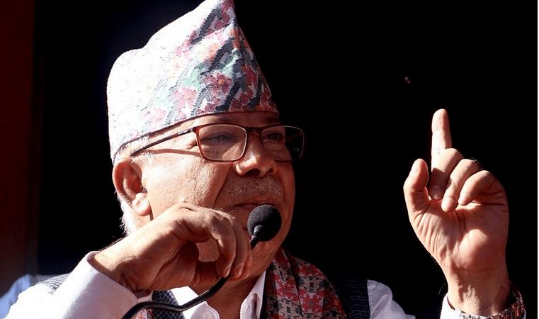 माधव नेपालद्धारा ओलीलाई भोलि बिहान ९ बजेसम्मको समय सिमा
