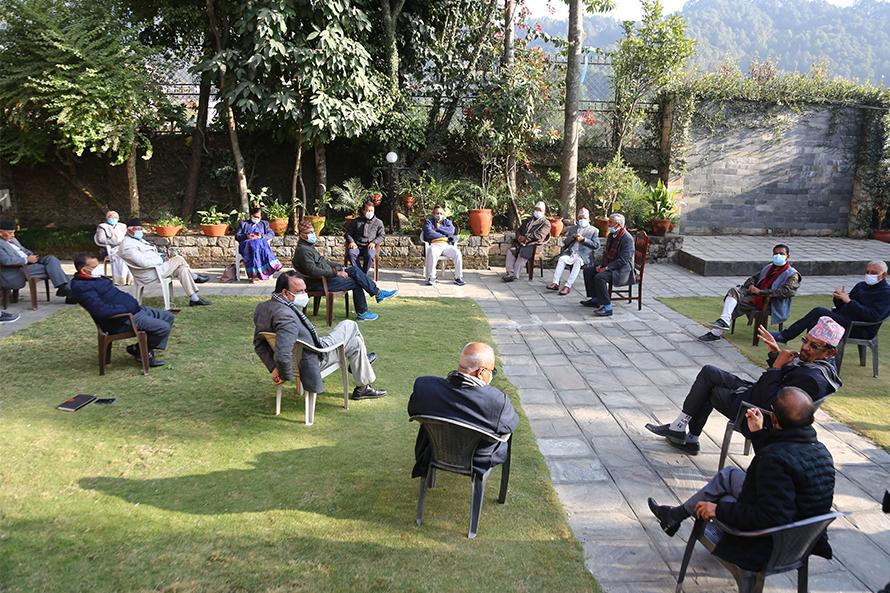 कांग्रेसको केन्द्रीय समिति बैठक स्थगित