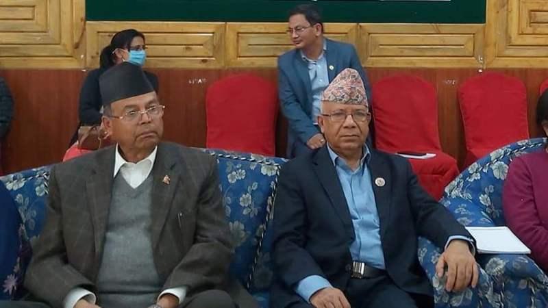 एमाले माधव पक्षद्धारा काठमाण्डौं जिल्लामा बसन्त मानन्धरको नेतृत्वमा जिल्ला कमिटी घोषणा