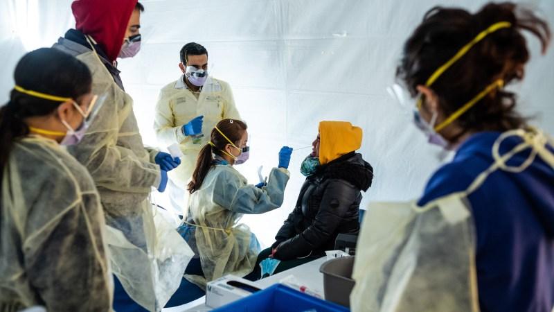 भारतमा पछिल्लो २४ घण्टामा ४ लाख १४ हजार संक्रमित