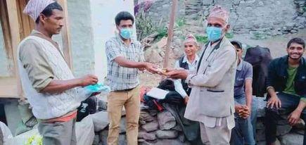 नेकपा कालिकोटद्धारा स्वास्थ्य तथा सरसफाई अभियान लाई तिब्र