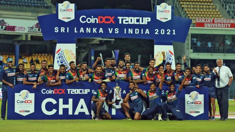 भारतलाई पराजित गर्दै श्रीलंकाले तीन खेलको टी-२० सिरिज जित्यो
