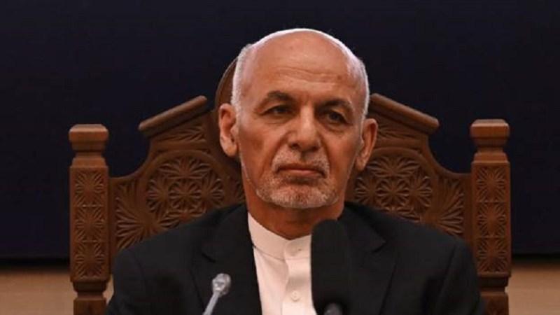 अफगानी पूर्वराष्ट्रपति अशरफ घानीले देशमा शान्ति र स्थीरता ल्याउन नसकेको भन्दै दुःख व्यक्त