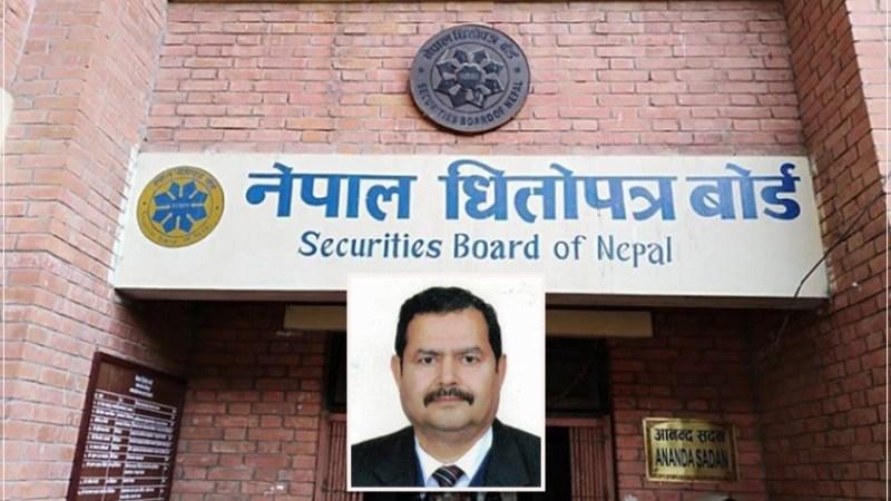 नेपाल धितोपत्र बोर्ड कर्मचारी युनियनले अध्यक्ष भीष्मराज ढुङ्गानालाई कारबाही गर्न सरकारसँग माग