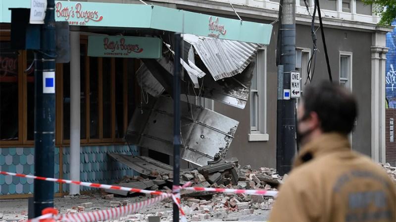 अष्ट्रेलियाको भिक्टोरियामा भूकम्प