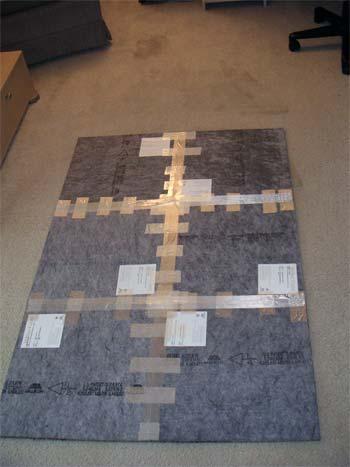 carpet tile sample area rug