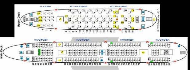 Airbus A380 800 Seating Chart Qantas | Brokeasshome.com