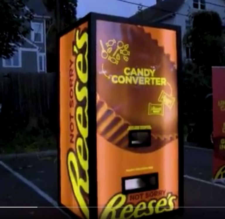 Reese's Candy Converter
