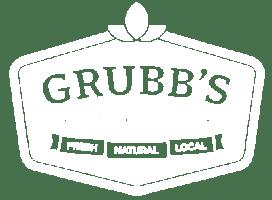 Grubbs White Sign