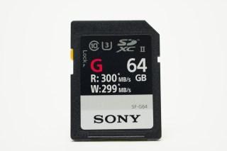 SONY SF-G64