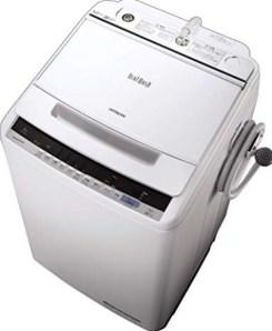 BW-V80E 口コミ BW-V80C