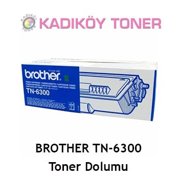BROTHER TN-6300 Laser Toner