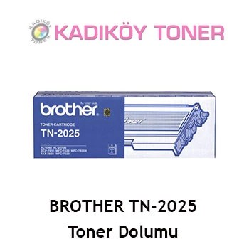 BROTHER TN-2025 Laser Toner