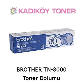 BROTHER TN-8000 Laser Toner