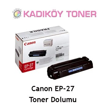 CANON EP-27 (EP27) Laser Toner