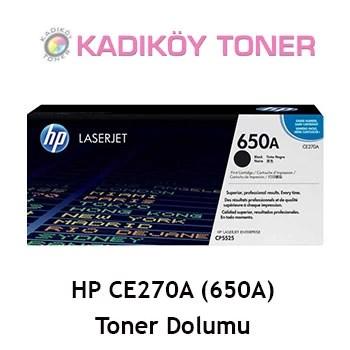 HP CE270A (650A) Laser Toner