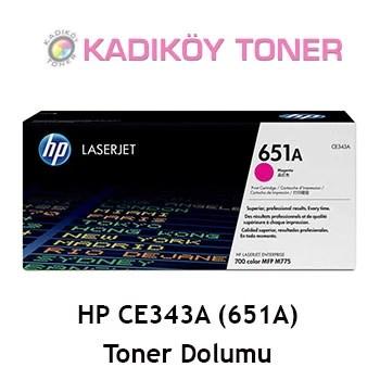 HP CE343A (651A) Laser Toner