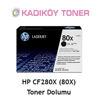 HP CF280X (80X) Laser Toner