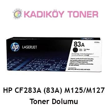 HP CF283A (83A) M125/M127 Laser Toner