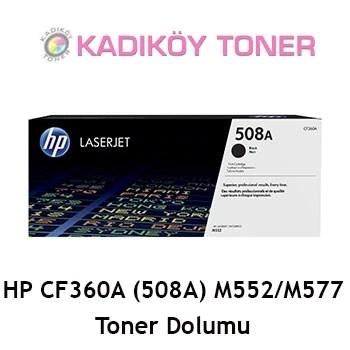 HP CF360A (508A) M552/M577 Laser Toner