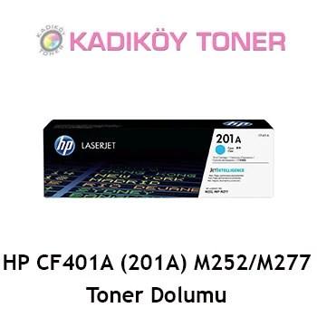 HP CF401A (201A) M252/M277 Laser Toner