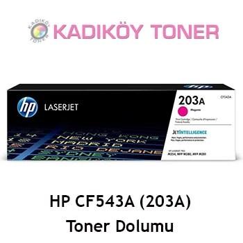 HP CF543A (203A) Laser Toner