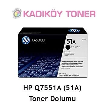 HP Q7551A (51A) Laser Toner