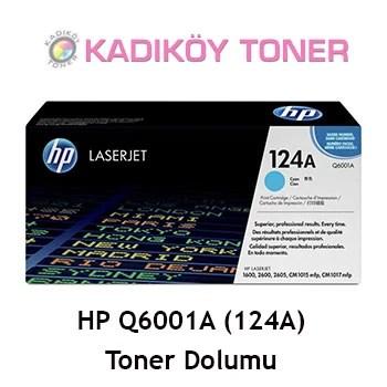 HP Q6001A (124A) Laser Toner