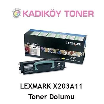 LEXMARK X203A11G (X203) Laser Toner