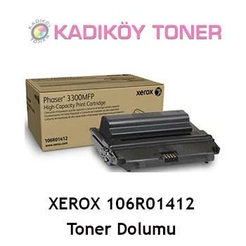XEROX 106R01412 (3300) Laser Toner