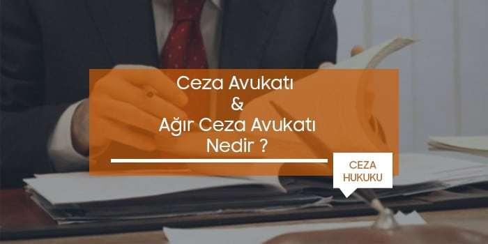 Ankara Ceza Avukatı Ve Ağır Ceza Avukatı