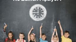 okullar ne zaman aciliyor?