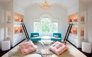 Cocuk odalari dekorasyon