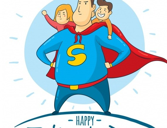 Father's Day Greetings Card Themes
