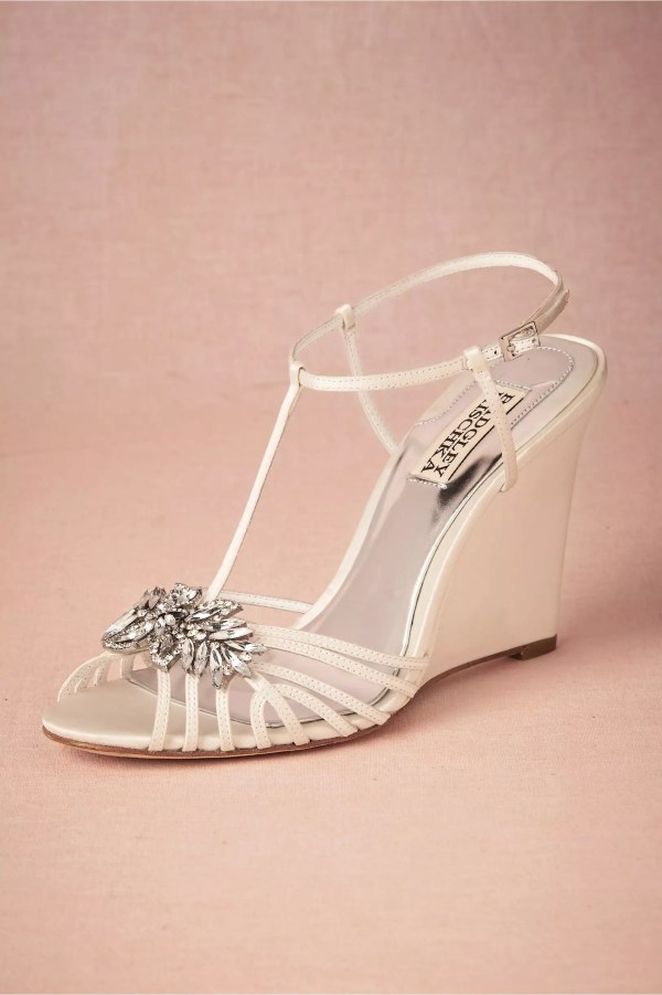 BHLDN Gigi Wedge