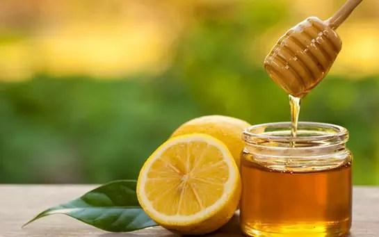 bal-limon-maskesi