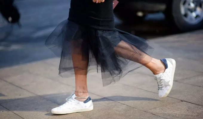 sneaker spor ayakkabı