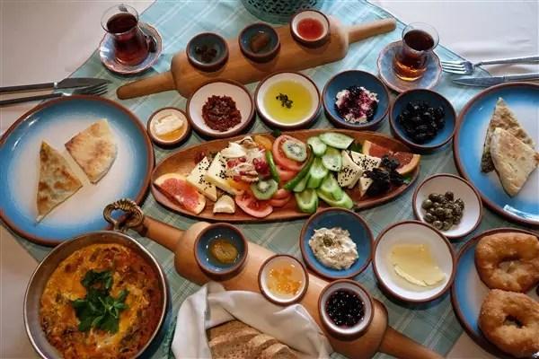 kahvaltı mekanı