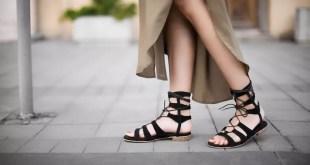 sandalet modeli